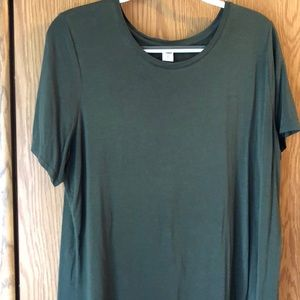 Old Navy Luxe shirt